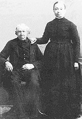 Hendrik Jan Debbink and Berendina Dunnewold.
